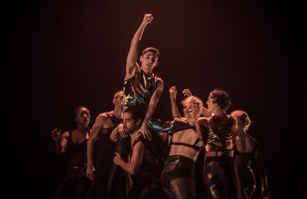 Los Angeles Contemporary Dance Company. Photo courtesy of LACDC.