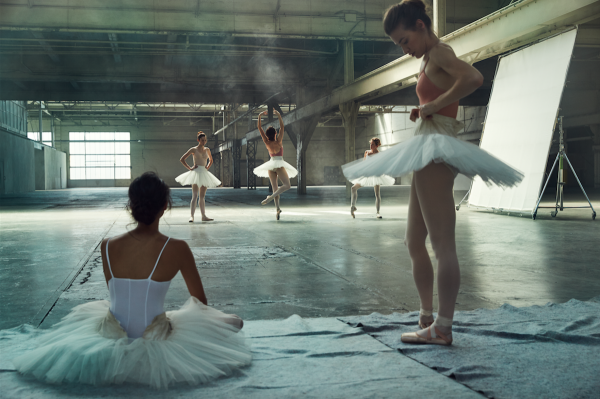 American Contemporary Ballet. Photo by Will Davidson.