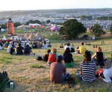 Glastonbury. Photo by Brian Marks with Creative Commons License. https://www.flickr.com/photos/beanmunster/4267158620/