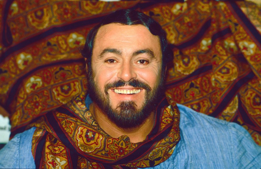 Pavarotti and Me - Cultural Weekly
