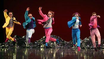 "Mark Morris Dance Project's ""Pepperland"". Photo by Gareth Jones."