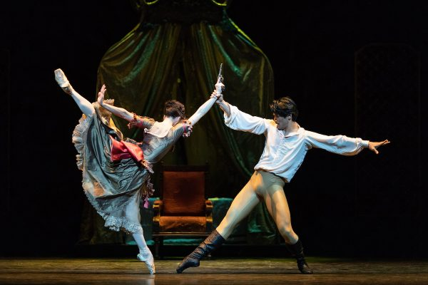 "Royal Ballet's ""Mayerling"". Photo by Helen Maybanks."