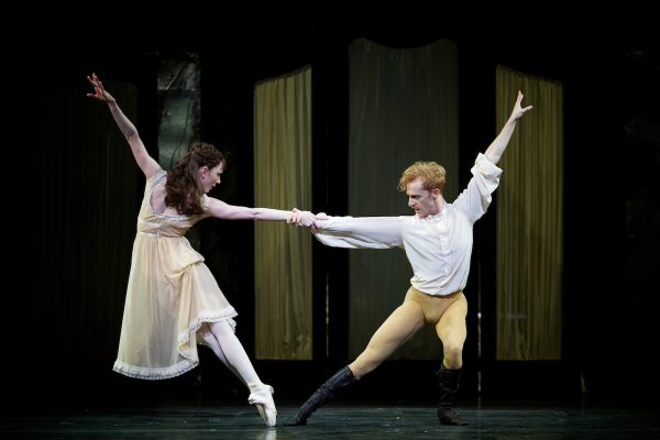 "Royal Ballet's ""Mayerling"". Photo by Alice Pennefather."