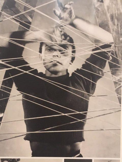 Rudi Gernreich when he danced for Lester Horton. Photo courtesy of Skirball Center.