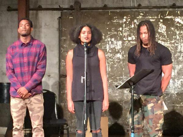 Dante Mitchell, Monique Mitchell, Jamal Carter