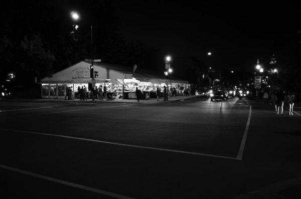 24/7 street corner seasonal market