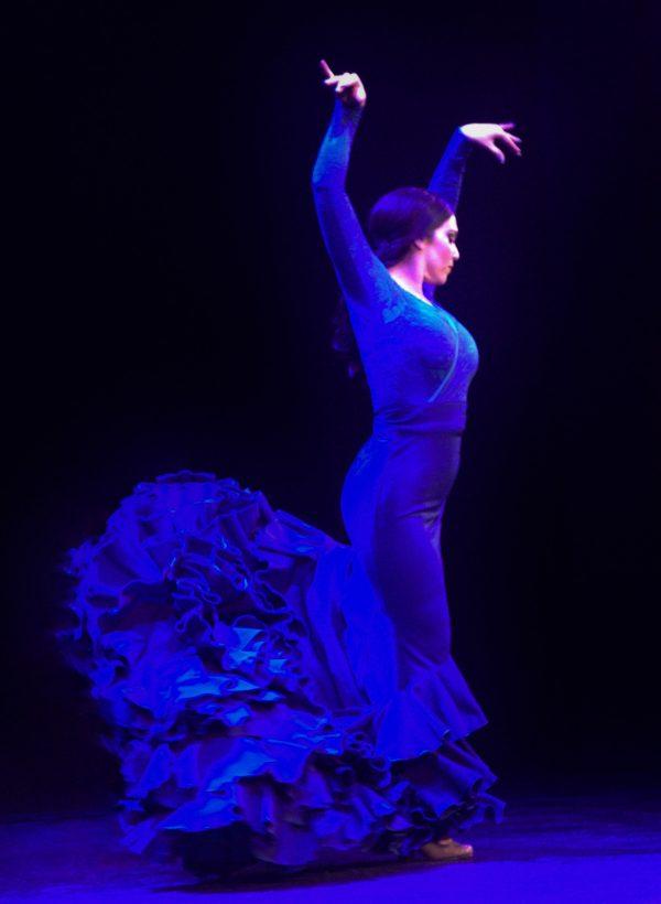 Forever Flamenco's Misuda Cohen. Photo courtesy of the artist.