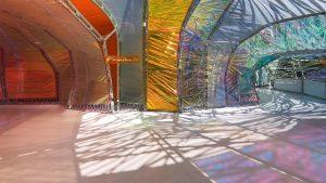 Serpentine Pavilion - Detail
