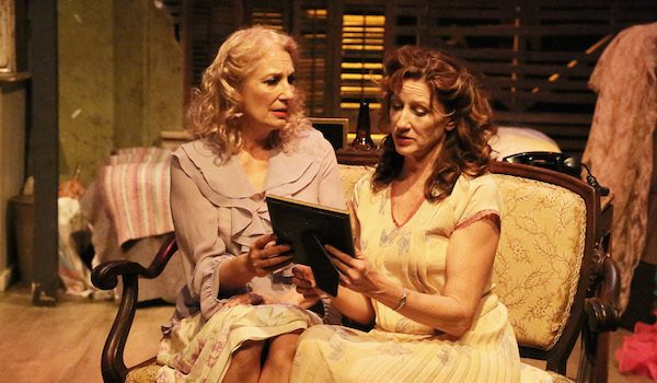 "Susan Priver and Melissa Sullivan shine in ""A Streetcar Named Desire."""