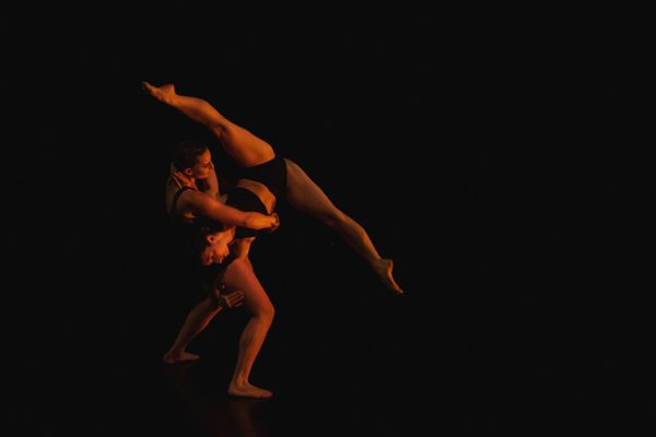 T2 Dance Project. Photo by Amanda Tipton Photography.