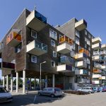 Dwelling for Seniors,msterdam, 2016. MVRDV Architects.