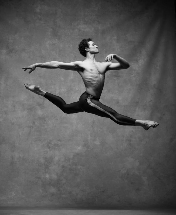 American Ballet Theatre's Cory Stearns. Photo courtesy of MUSE/IQUE.