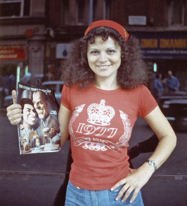 Elisa Leonelli, London 1977
