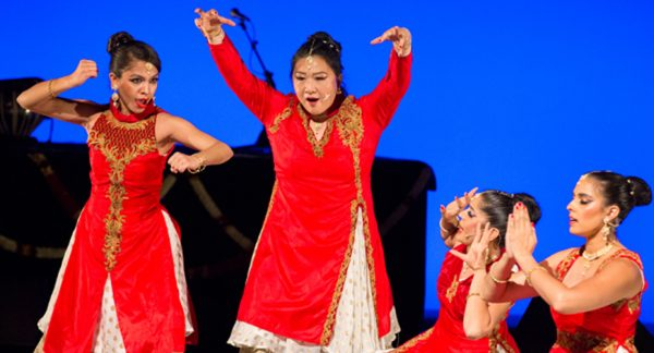 Leela Dance Collective. Photo courtesy of the Ford Theatres.