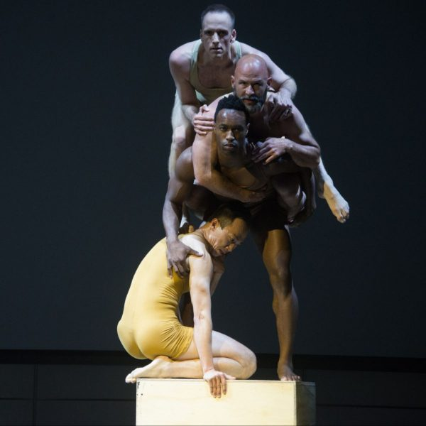 Luminario Ballet at Women Rising: Choreography from a Female Perspective. Photo by Chee.