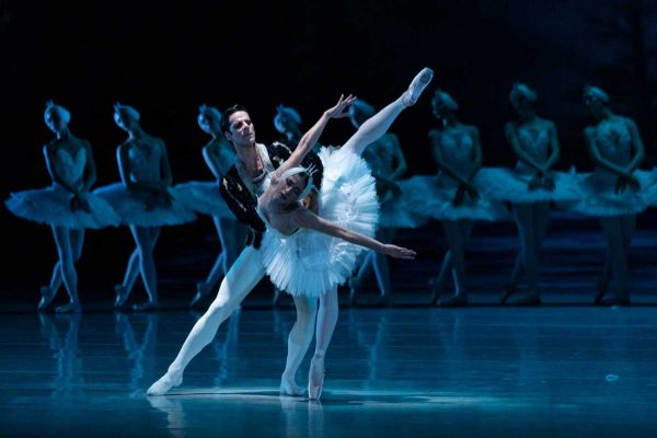 Marcelo Gomes and Alice Armiani guesting at Festival Ballet. Photo courtesy of the artists.