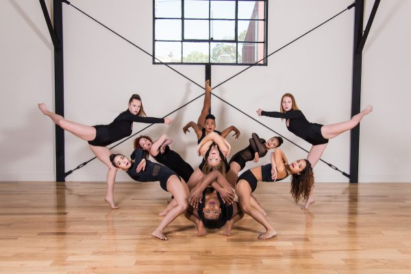 MashUp Contemporary Dance Company. Photo courtesy of the artists.