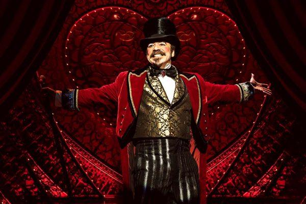 Danny Burstein in Moulin Rouge. Credit: Matthew Murphy