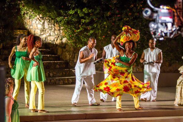 Broad Fest's Viver Brasil. Photo courtesy of Viver Brasil.