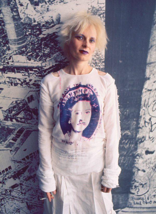 Vivienne Westwood © Elisa Leonelli 1977
