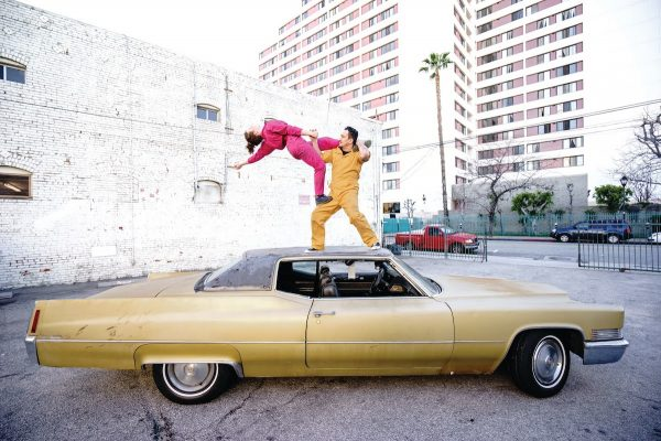 "Heidi Duckler Dance's ""Move Me."" Photo by Sean Deckert."