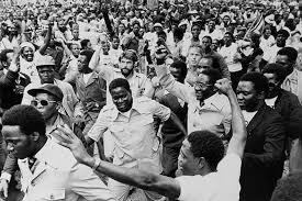 MUGABE 1980 CELEBRATIONS