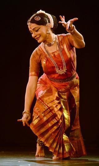 Malaviki Sarukkai. Photo courtesy of the artist.