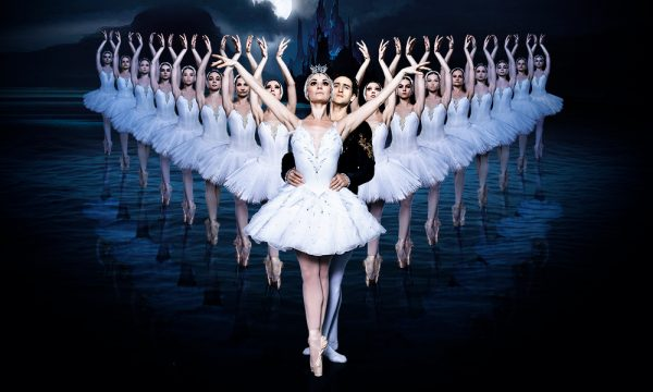 "Russian Ballet Theatre's ""Swan Lake"". Photo courtesy of the artists."