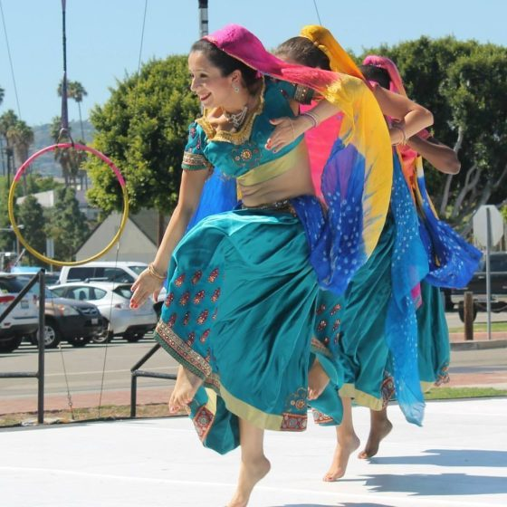 San Pedro ♥ Festival of the Arts' Bollystars Group. Photo courtesy of the artists.