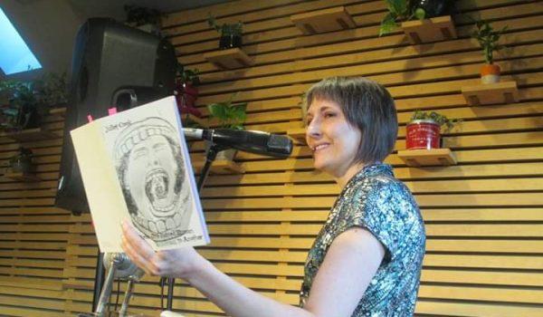Juliet Cook reading her work