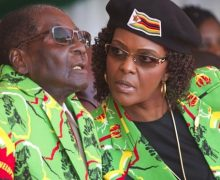 mugabe and grace-