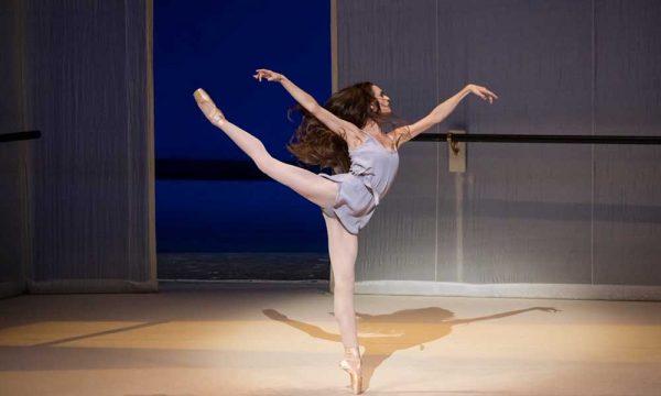 New York City Ballet dancer Lauren Lovette. Photo courtesy of the artist.