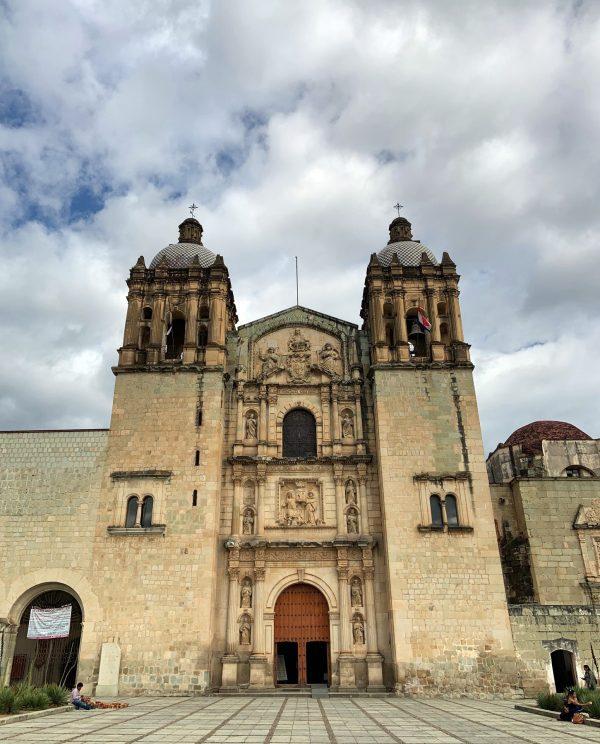 Santo Domingo church. Oaxaca