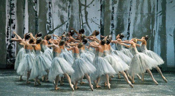 American Ballet Theatre. Photo by Gene Schiavone.