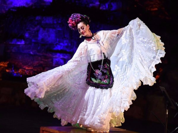 Grandeza Mexicana Folk Ballet. Photo courtesy of the artists.
