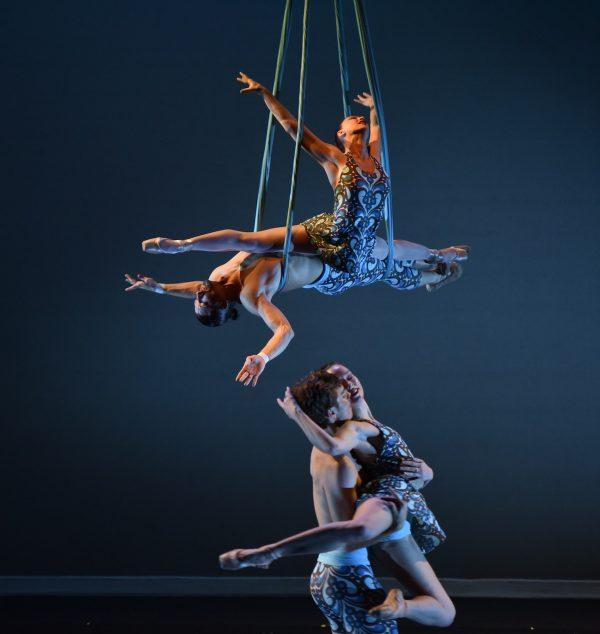 Luminario Ballet. Photo by Emerson Chen.