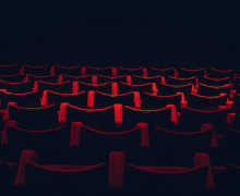 Theater Seats. Photo by Lloyd Dirks via Unsplash