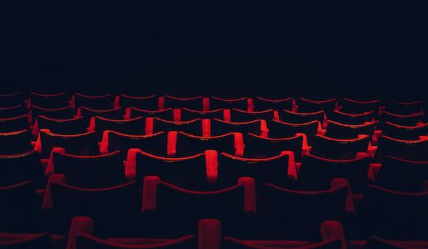 Theater Seats. Photo by Lloyd Dirks via Unsplash