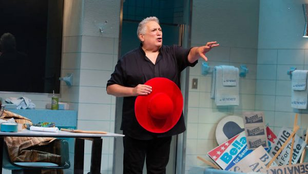 Harvey Fierstein in Bella Bella. Credit: Jeremy Daniel