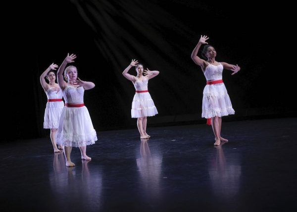 CSULB Dance in Concert. Photo by Gregory R.R. Crosby.