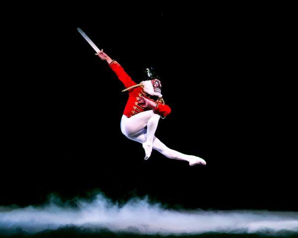 """Aspen Santa Fe Ballet's """"Nutcracker."""" Photo by Sharen Bradford."""