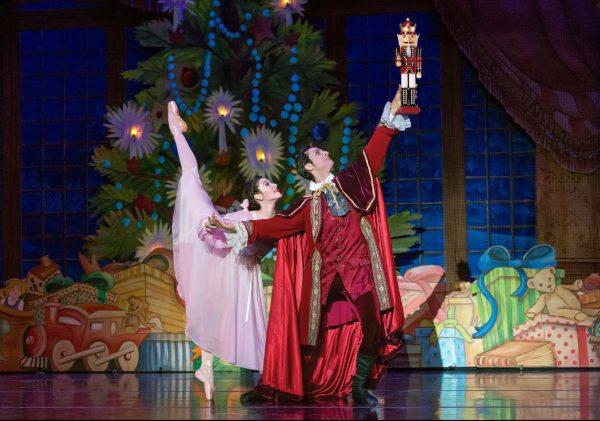"""Inland Pacific Ballet's """"Nutcracker."""" Photo by E.Y. Yanagi."""