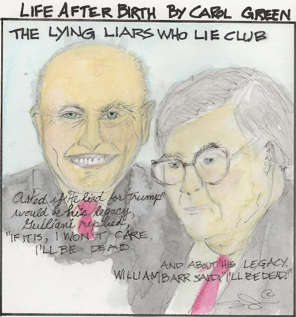 LAB-THE LYING LIARS CLUB