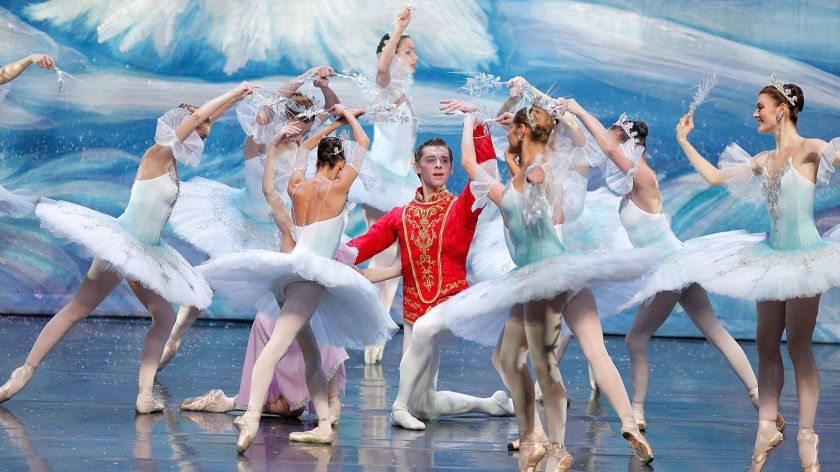Moscow Ballet. Photo courtesy of the artists.