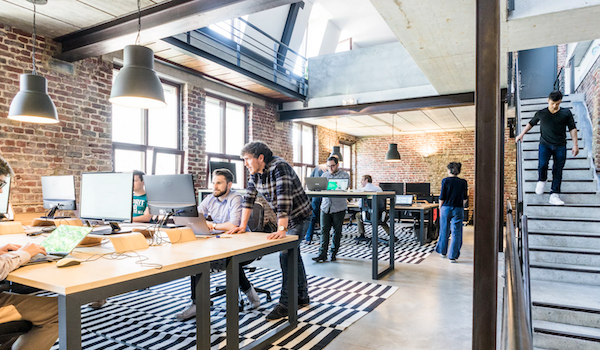 Workplace. Photo by Proxyclick Visitor Managament System, via Unsplash