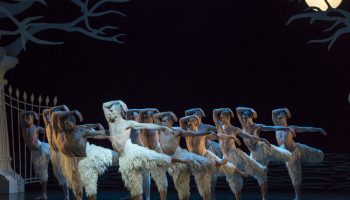 "Matthew Bourne's ""Swan Lake.""  Photo courtesy of the artists."