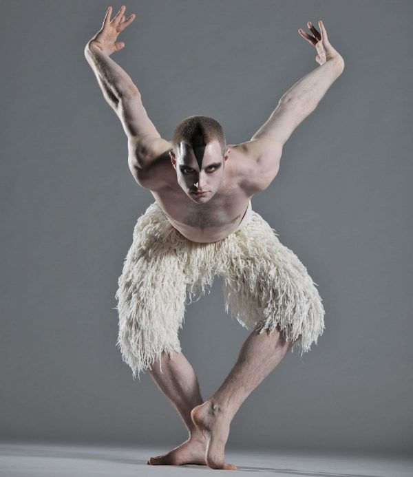 Matthew Bourne's Swan Lake. Photo courtesy of the artists.