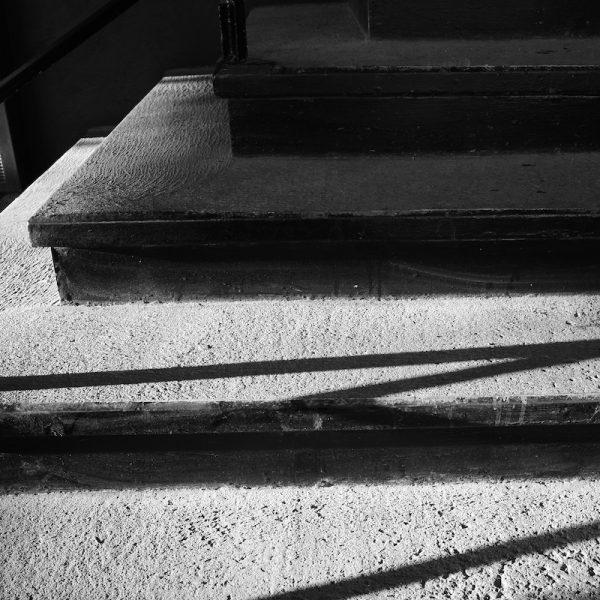 A stair rhythmic play