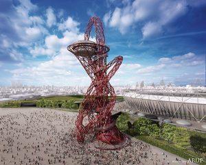 """ArcelorMittal Orbit"" at London's Olympic Park"