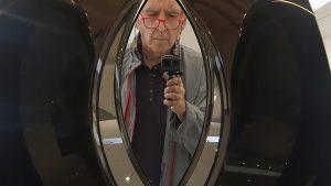 Shooting at the Mirror